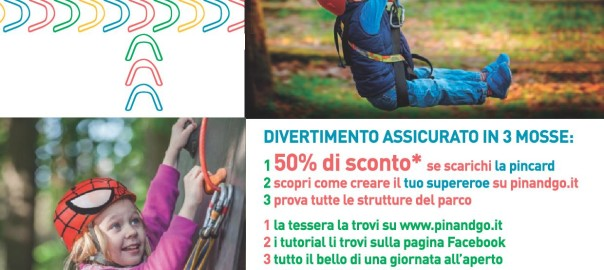 Locandina Superhero Adventour A4